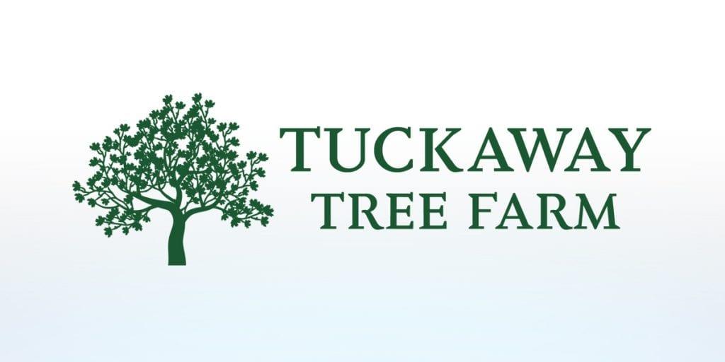 TRUE logo Tuckaway Tree Farm