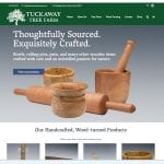 TRUE website Tuckaway Tree Farm